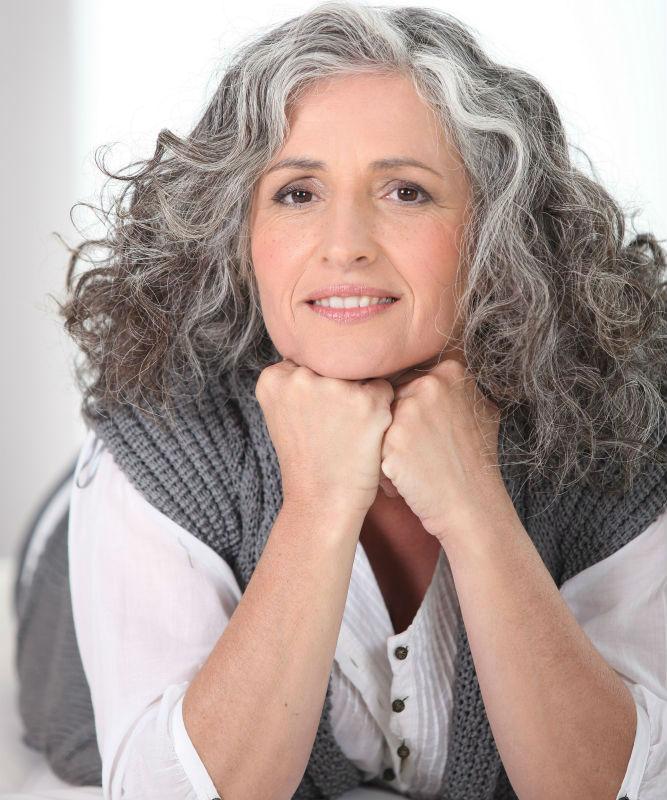 JMC Wealth - Attractive Older Woman