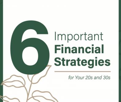 6 Important Financial Strategies