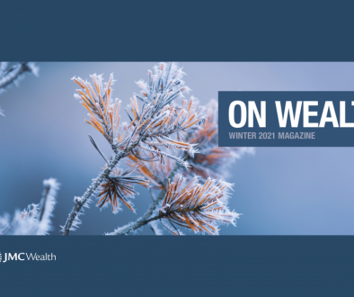 JMC Winter Edition On Wealth