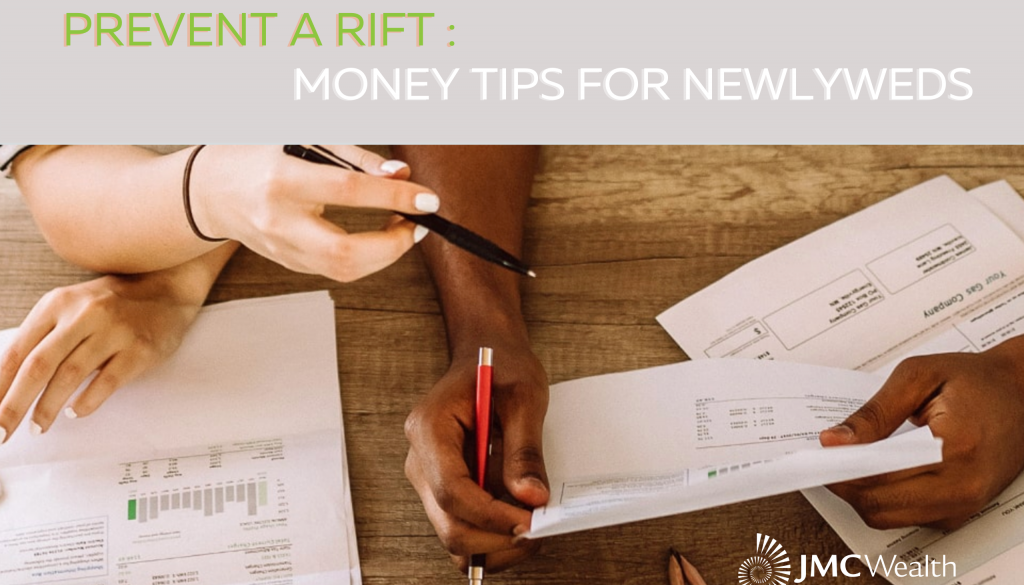 money tips for newlyweds