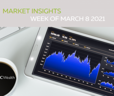 weekly market insights JMC Wealth Management